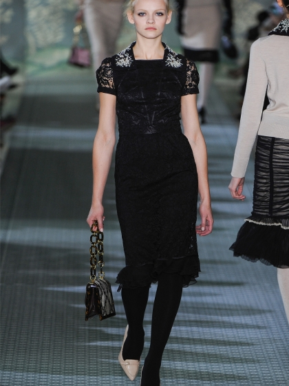 Ginta Lapina for Tory Burch