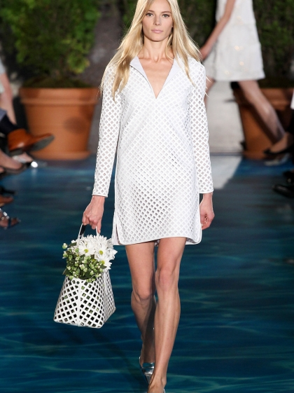 Ieva Laguna for Tory Burch