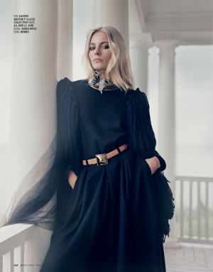 Ieva for Marie Claire Russia/Spain December 2011
