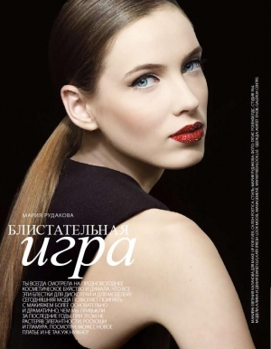 Denija and Alina for Lilit beauty december 2011