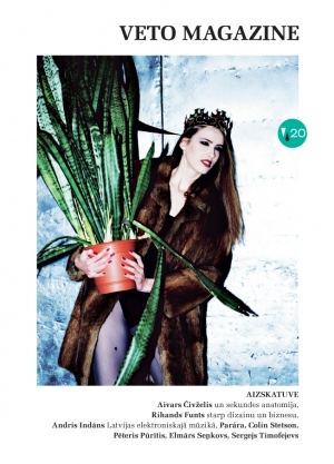 Denija for VETO magazine 20 issue