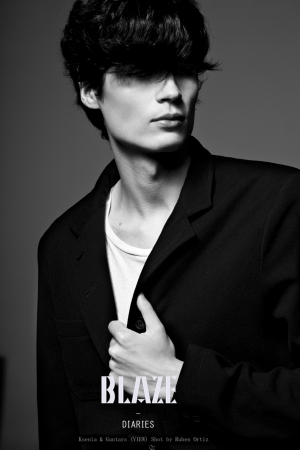 Guntars Asmanis for Blaze Diaries June 2012