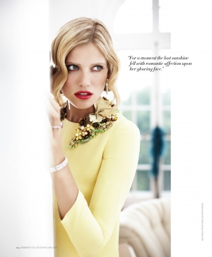 ELEGANT DACE FOR SOMERSET MAGAZINE