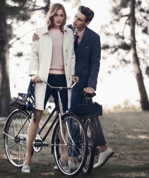 Dearest Ieva for GANT Spring/Summer 2013 AD campaign