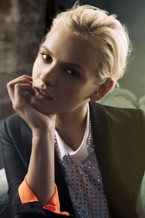 Ginta Lapina for Thyren Spring 2013