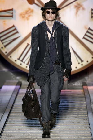 Paris A/W 11/12 MEN Shows