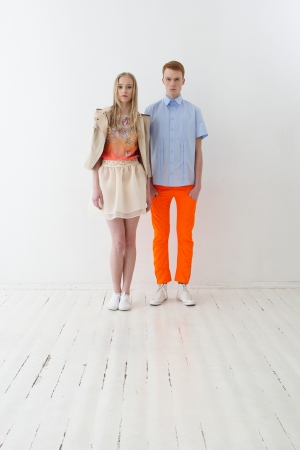 Eva and Arturs for Paviljons Spring 2013