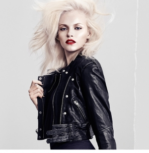 "GINTA LAPINA FOR H&M ""INSTANT IMPACT"" TREND CAMPAIGN"
