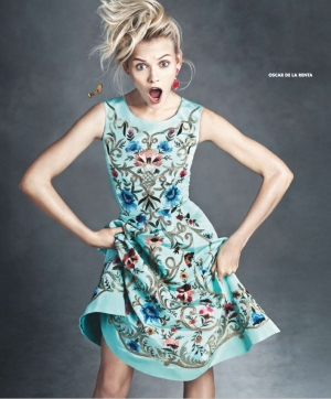 Ginta stars for Neiman Marcus Spring/Summer 2014