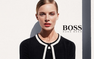 IEVA LAGUNA FOR BOSS HUGO BOSS SPRING/SUMMER 2014