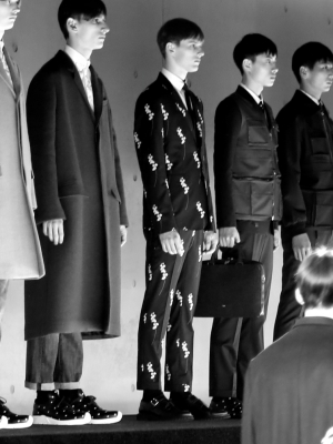 KARLIS GOES SHANGHAI FOR DIOR HOMME F/W 14/15 SPECIAL