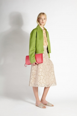 EVA IS STUNNING IN ROCHAS RESORT 2015 LOOKBOOK