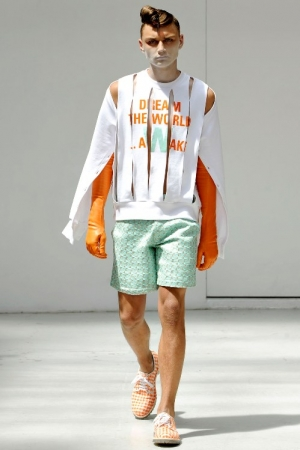 Menswear fashion weeks Spring/Summer 2012