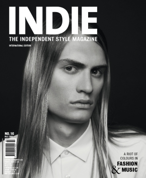 Dima for Indie Magazine