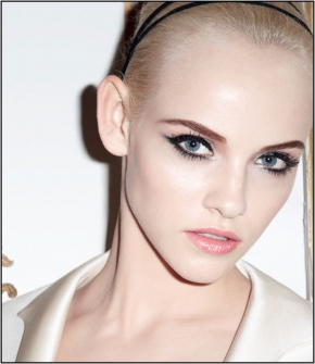 Ginta Lapina for YSL